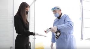COVID Hunter Scanner Detects Virus Non-Invasively