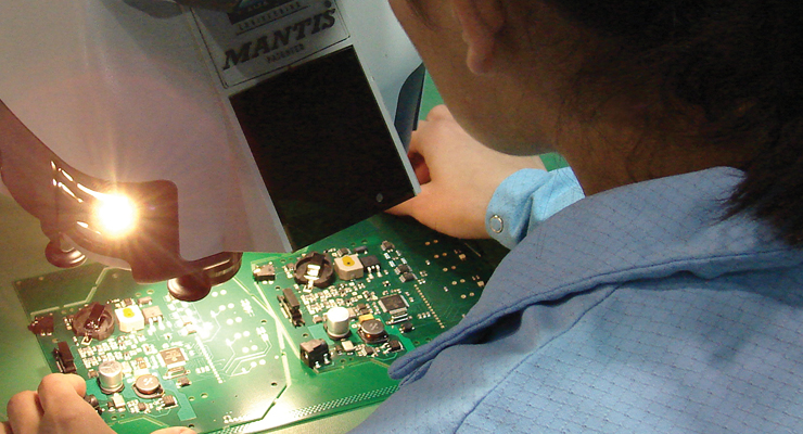 Virtual Allies: Electronics Manufacturing Services Providers Offer Real Solutions
