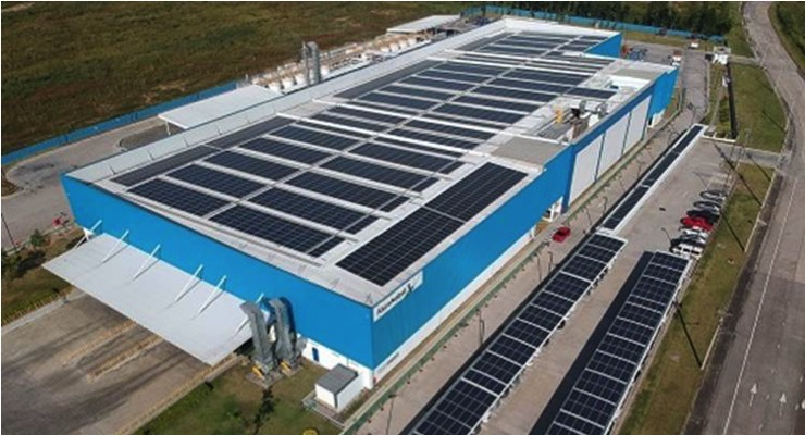 Cleantech Solar Commissions 3 Solar Projects at AkzoNobel's Malaysia, Thailand Sites