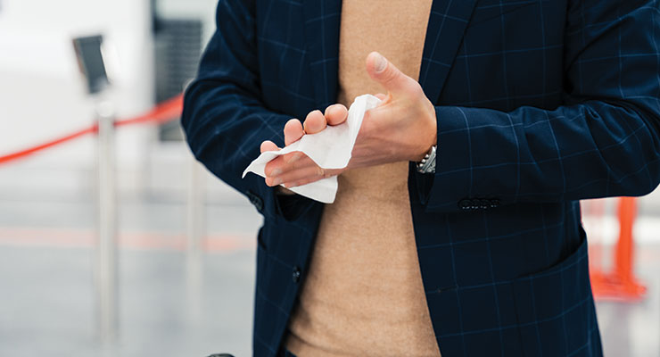 Personal Care Wipes Respond to Change