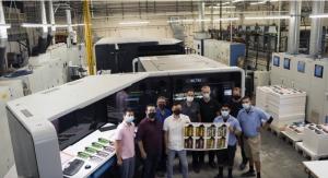 K1 Packaging Group Installs Landa S10 Nanographic Printing Press