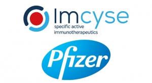 Imcyse, Pfizer Enter Autoimmune Research Alliance