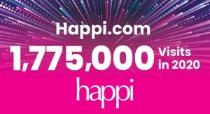 Happi.com Attracts More Visitors than Ever
