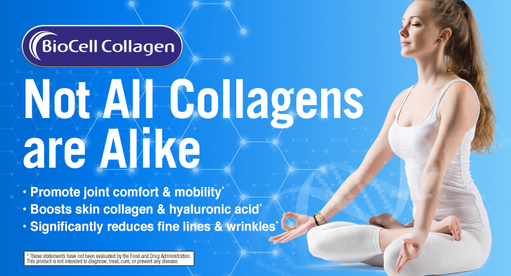 BioCell Collagen®: Leveraging Decades of R&D to Deliver Added Value to CPG Brands