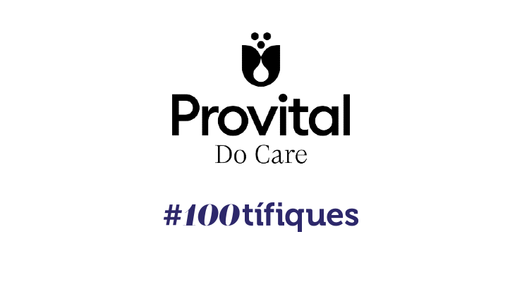 Provital Partners with #100tifiques
