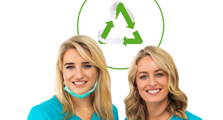 TerraCycle Will Recycle Dental Aligners