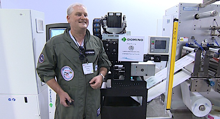 Domino details surge in variable data printing