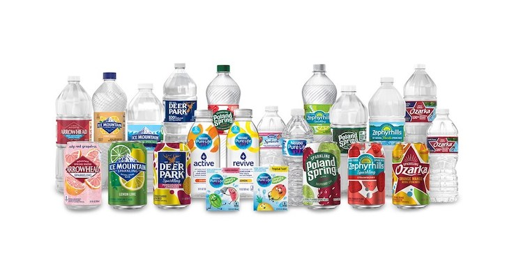 Nestlé to Sell North American Water Brands