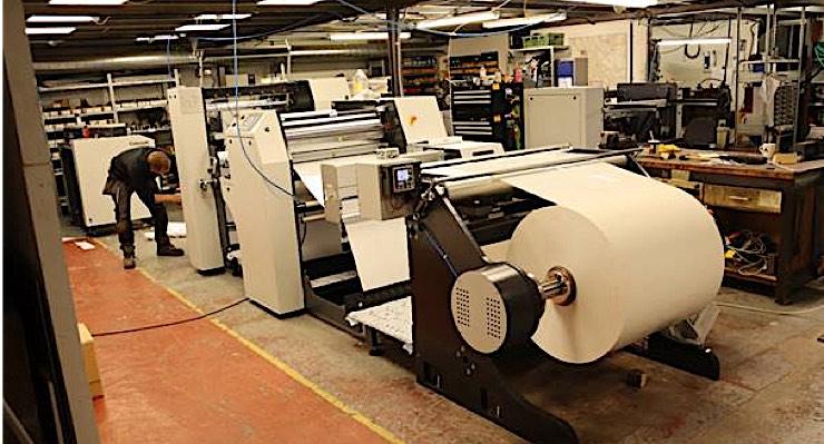 S-OneLP thermal laminator heads to Australia