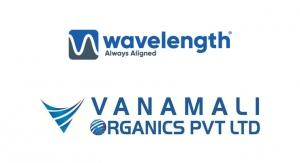 Wavelength Pharmaceuticals Acquires Majority Stake in Vanamali Organics