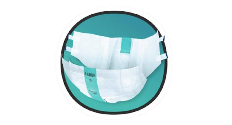 Ontex Develops Smart Adult Diaper