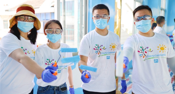 PPG, PPG Foundation Invested $13 million in Communities Worldwide in 2020