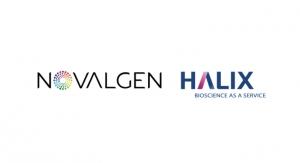 NovalGen and Halix Enter Strategic Partnership