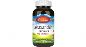 Carlson Launches New Grade of Astaxanthin Gummies with Astaferm
