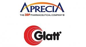 Glatt and Aprecia Enter 3D-Printing Collaboration
