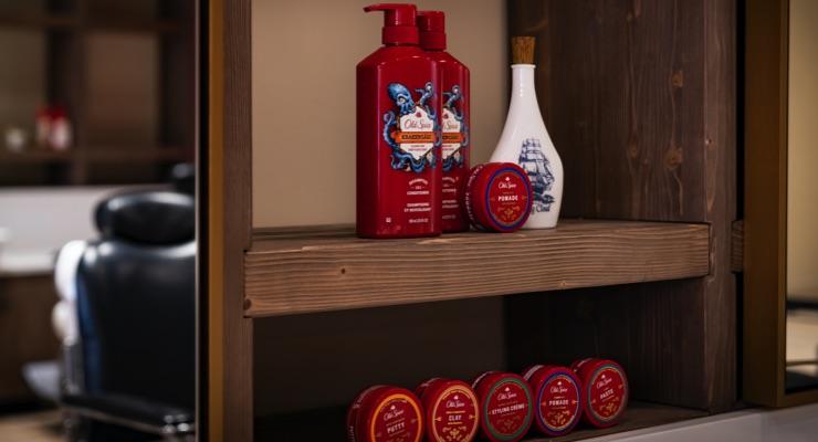 Old Spice Adds New Fragrances, Barbershop