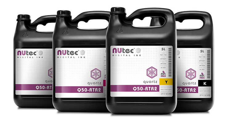 NUtec Launches Quartz Q50-RTR2