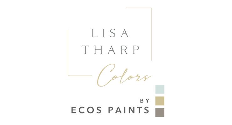 ECOS Paints Launches Lisa Tharp Colors