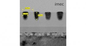 Imec Pushes Single-Exposure Patterning Capability of 0.33NA EUVL to Extreme Limits