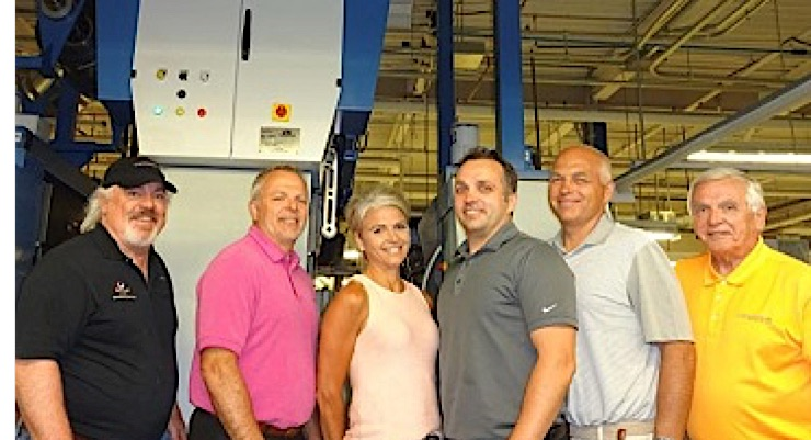 Crossmark turns to Eagle Systems for cold foil
