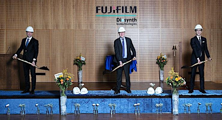 Fujifilm Breaks Ground on Major Expansion of Biologics Facility in Denmark