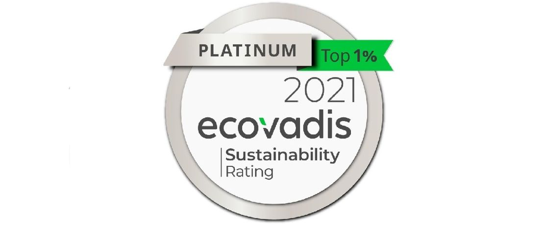 Evonik Receives Sustainability Award from EcoVadis