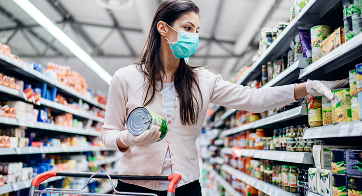 Pandemic Lifts Cleaning & Personal Care Sales in 2020