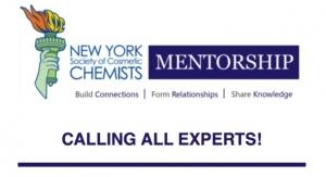 Cosmetic Chemists Seek Mentors
