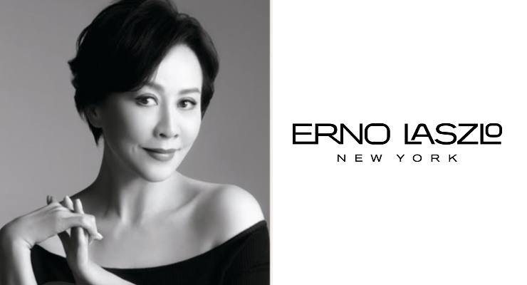 Erno Laszlo Taps Carina Lau as Global Spokesperson