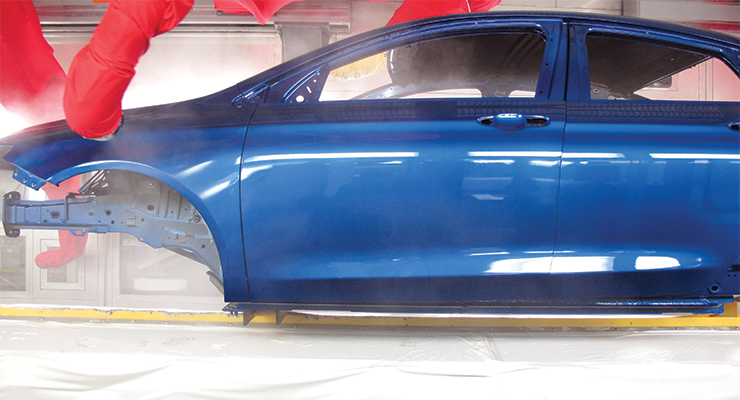 Automotive OEM Coatings