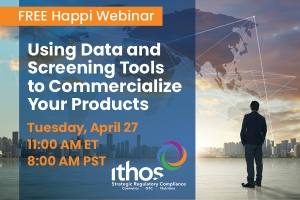 Using Data and Screening Tools to Commercialize Your Products
