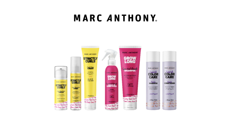 Marc Anthony Celebrates 25 Years With New Products, Packaging Update