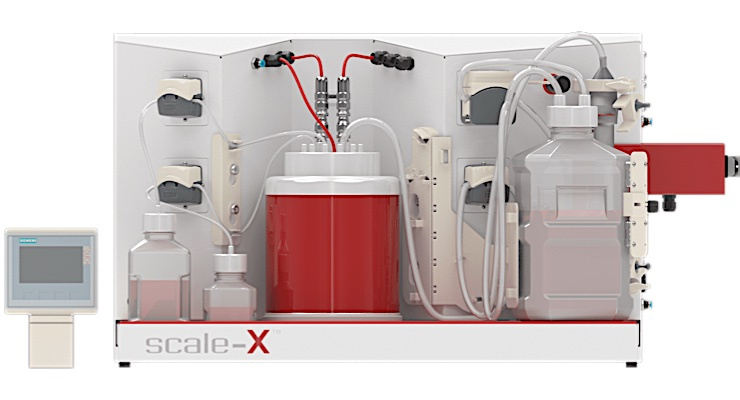 High Purity New England & Univercells Technologies Unveil Bioprocessing Solutions