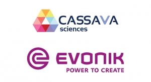 Cassava Sciences Enters Drug Supply Agreement with Evonik