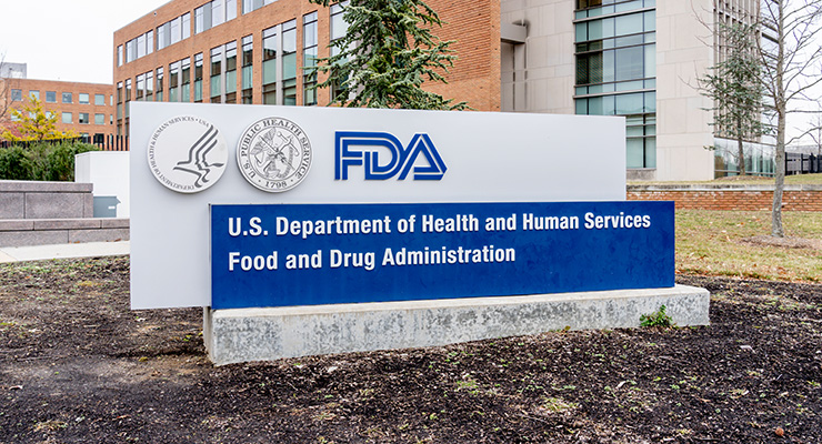 FDA Warns Firms Illegally Selling OTC CBD Topicals for Pain Relief