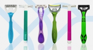 Edgewell's Disposable Razor Handles Now Made with 100% PCR