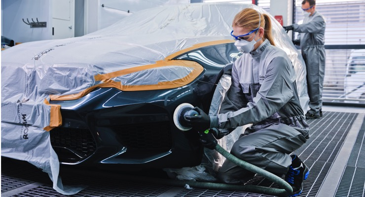 BASF Becomes Global Paint Accessories Supplier for OEM Brand Fit4Paint