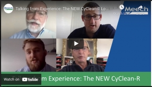 Talking from Experience: The NEW CyClean-R Low Tension Web Cleaner