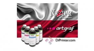 Poland Printer Transitions to Nazdar Inks