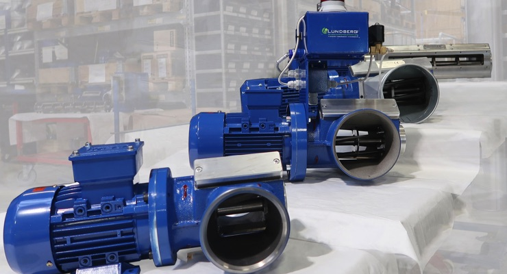 Lundberg Tech announces new granulators