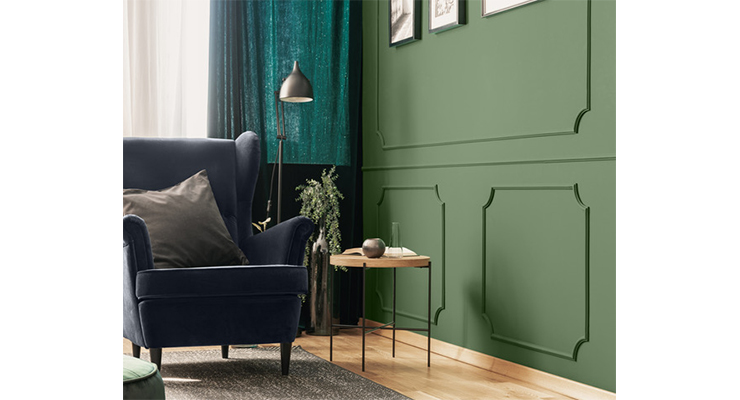 Ireland's Curator Paint Collection: Color Inspired by Irish Artisans & Designers