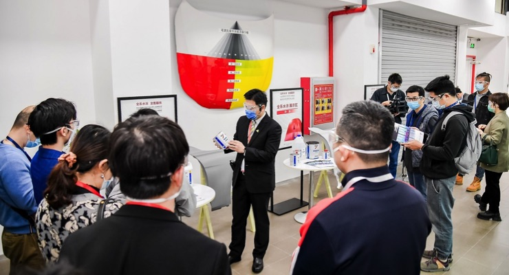 Axalta Introduces Spies Hecker Waterborne Full System for Chinese Auto Refinish Market