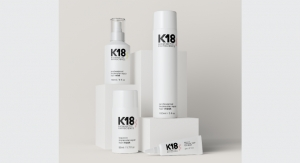 K18 Biomimetic Hairscience Debuts in Salons