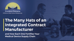 The Many Hats of an  Integrated Contract Manufacturer