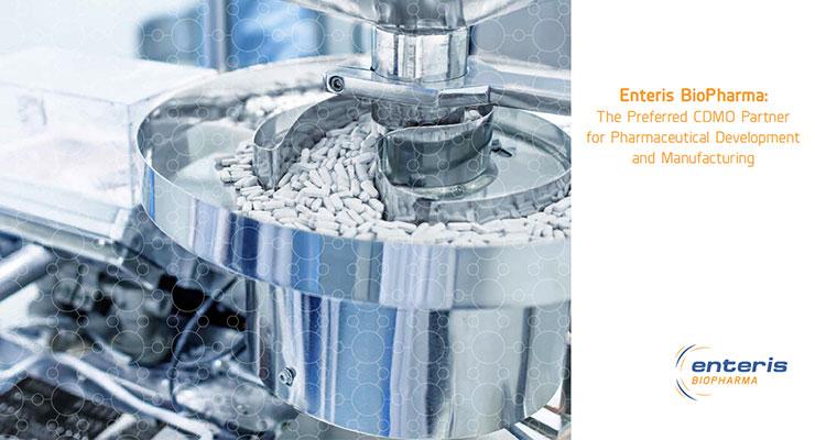 Enteris BioPharma: Custom Solutions – From Bench to Market