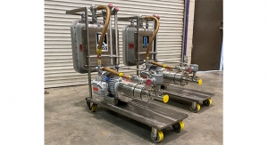 ROSS Highlights Portable Explosion-proof Inline High Shear Mixers