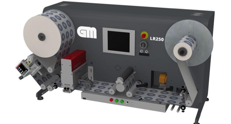 GM introduces LR250 inspection rewinder