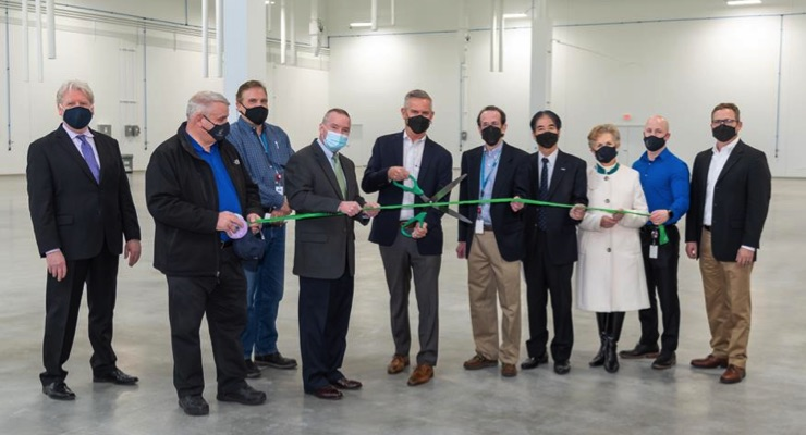 Screen Americas celebrates relocation with ribbon cutting ceremony