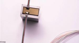 Imec Demonstrates Ultra-sensitive, Small Optomechanical Ultrasound Sensor in Silicon Photonics