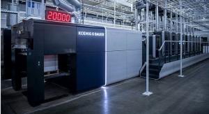 Koenig & Bauer Reports $1 Billion in 2020 Revenue